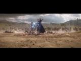 Тор,Ракета и Грут приходят на помощь. Отрывок из фильма