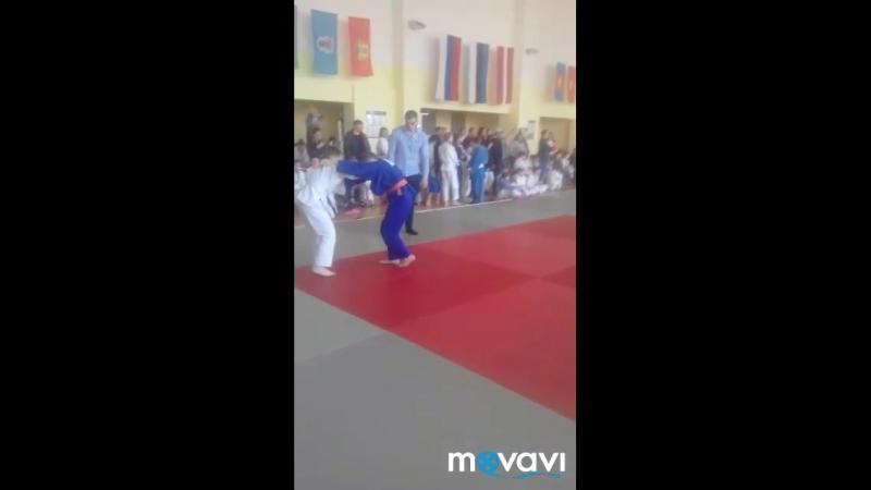 Полоцк Артём Глушанин 42 кг борьба за бронзу