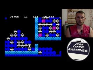 Boulder Dash (ZX-Spectrum)  Fast Food - series 2 - Day 9