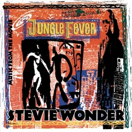 "Stevie Wonder альбом Music From The Movie ""Jungle Fever"""