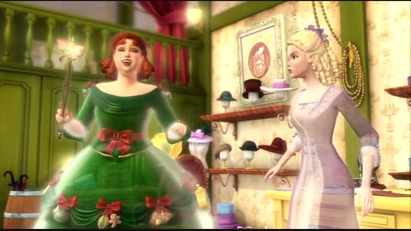 Барби и Рождественская история (2008)