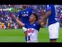 Mexico Cruz Azul vs Morelia Resumen Liga mx jornada 16 2018