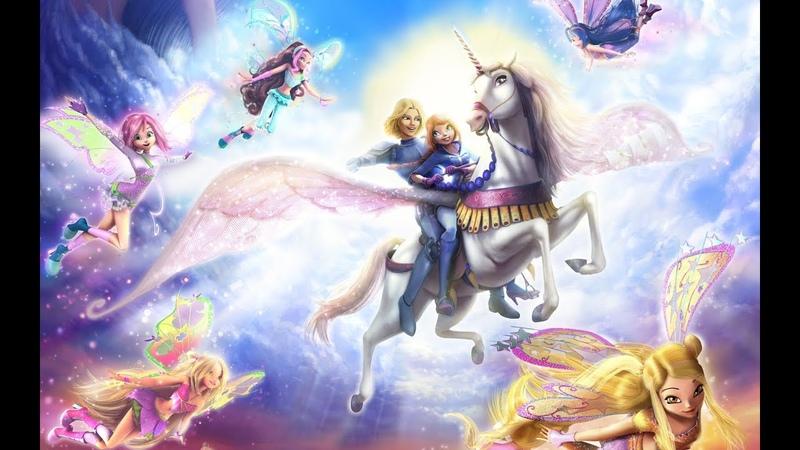 Winx Club - Magical adventure songs (English)