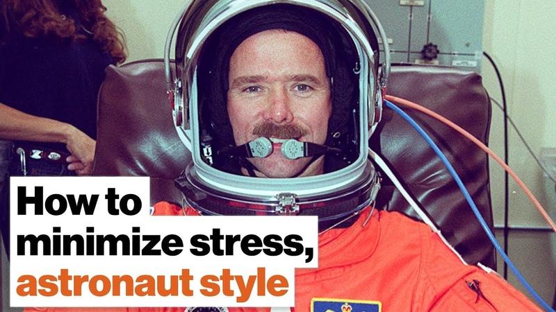 How to minimize stress, astronaut style | Chris Hadfield