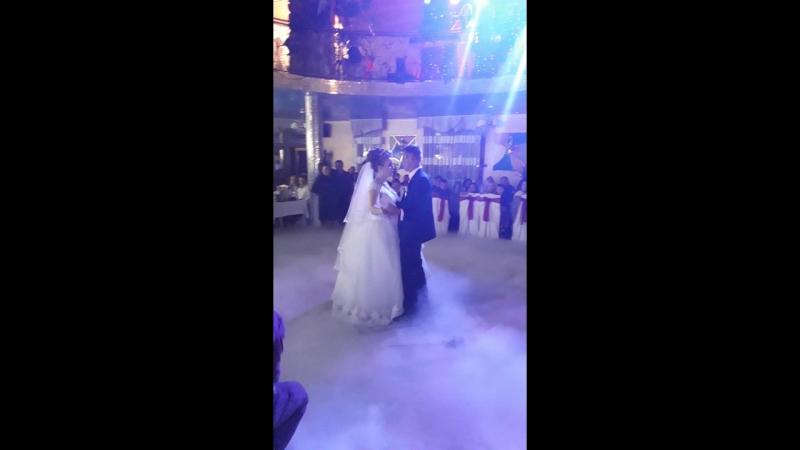 Перший танець Олесі та Ігоря