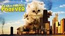Tasty Planet Forever КОТЗИЛЛА НАПАЛ на ФРАНЦИЮ Мульт игра про котёнка обжору СЪЕДОБНАЯ ПЛАНЕТА