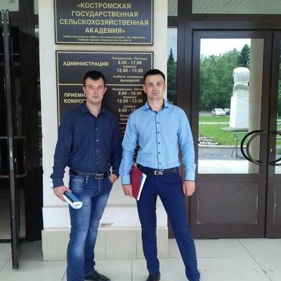 Александр Альгин