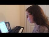 Анна Герман - Город Влюбленных (Piano Cover)
