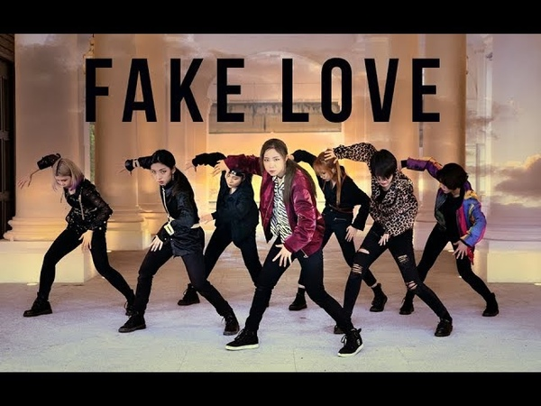 【BTSZD】'Fake Love'-BTS(방탄소년단)[Dance Cover] | Covered by BTSZD