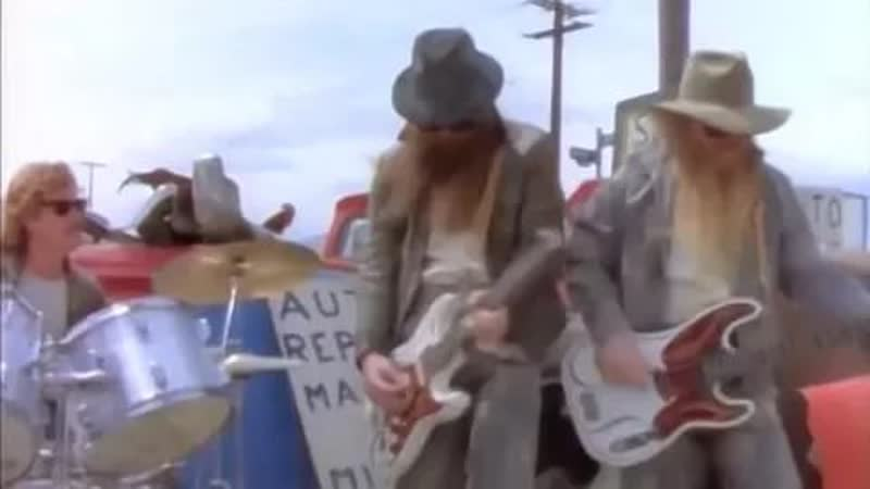 ZZ Top Gimme All Your Lovin' 1983