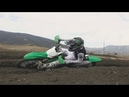 Dilan Schwartz shredding on his Pro Circuit Kawasaki | RAW | TransWorld Motocross