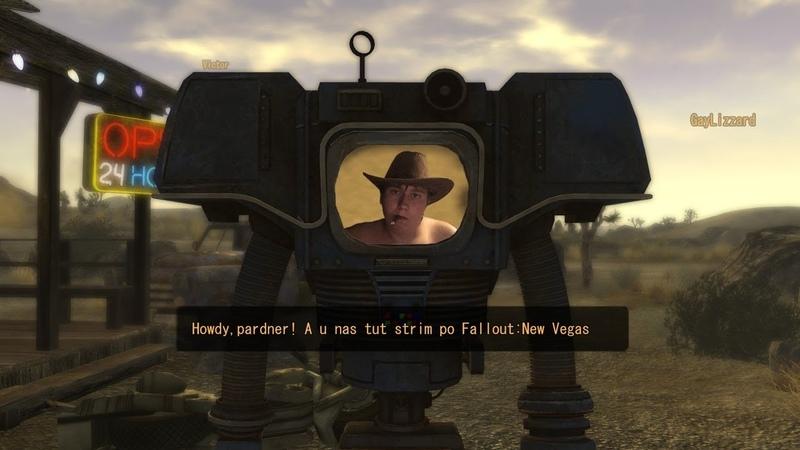 Стрим Fallout: New Vegas : — ЧАСТЬ 2 Туда и обратно?!
