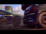Анонс трейлер DiRT Rally 2.0.
