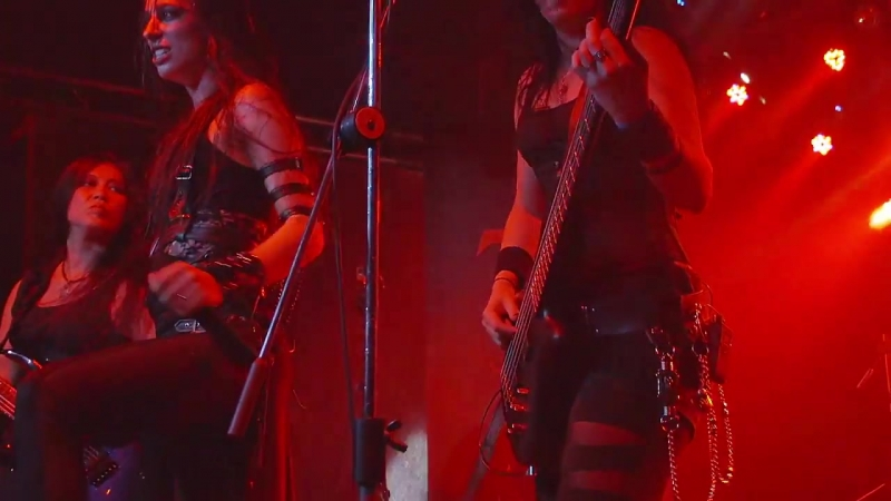Frantic Amber - Ghost (Live in Czech Republic 2018)