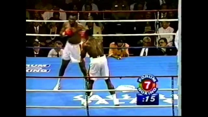 Тони Такер vs Орлин Норрис (полный бой) [3.06.1991]