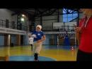 Спортивные состязания среди женских коллективов села Юмагузино.