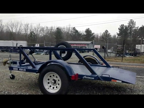 Air Tow Trailer RS8-25