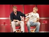 Nach Verhaftung Nick &amp Aaron Carter streiten auf Twitter! - YouTube