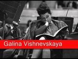 Galina Vishnevskaya Verdi - MacBeth, 'Una macchia