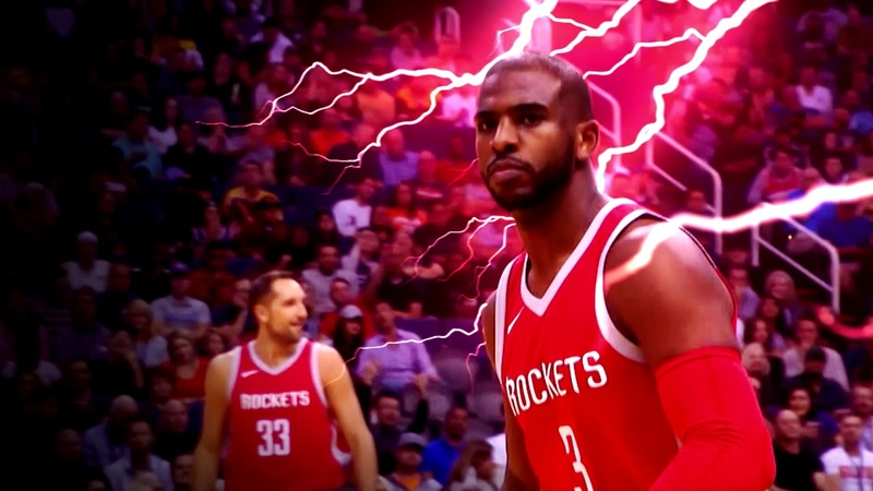 Houston Rockets 2018 Playoffs In Arena Intro
