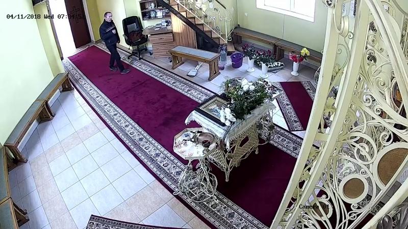 Коли злодій перед крадіжкою хреститься... Тернопіль