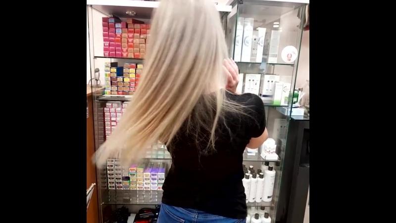 Окрашивание волос Wella Illumina Салон красоты Wella Элиза