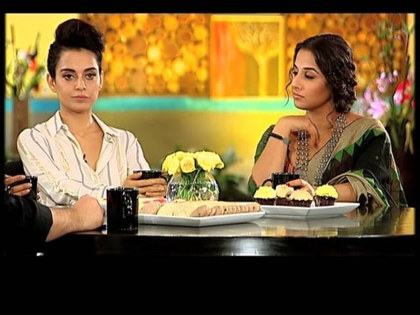 The Actresses Roundtable 2013 with Rajeev Masand (Seg 3 of 4)