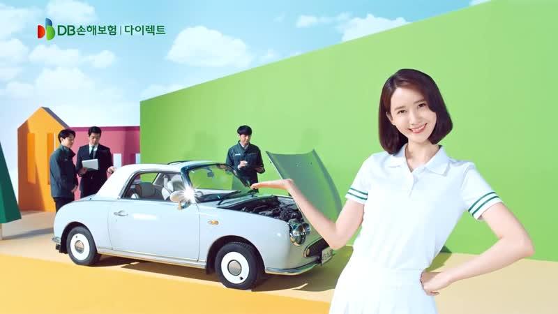 CF Yoona DB Insurance Ver Branding смотреть онлайн без регистрации
