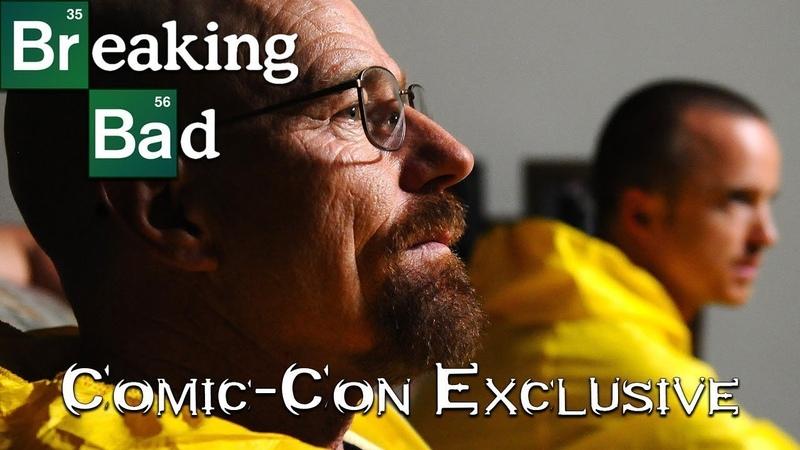 Breaking Bad 10th Anniversary Comic Con 2018 Exclusive