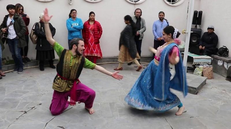 Chogada | Loveyatri | Rima Shamo Aleksandre Tamarashvili | Embassy of India in Armenia Yerevan