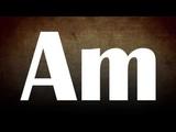 Epic minor soft rock backing track - Key of Am