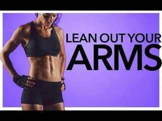 Lean Out Your ARMS | Blast Fat & Build Muscle