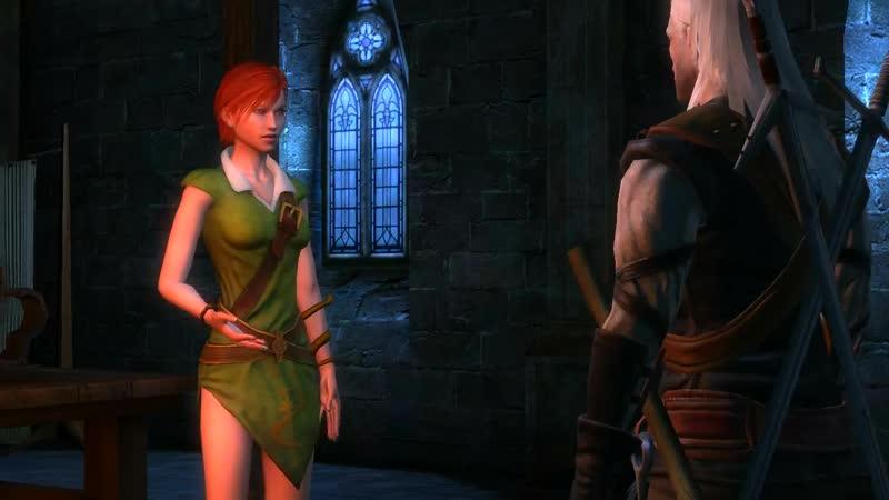 Прохождение The Witcher Enhanced Edition Часть 10 Вскрытие Прохождение The Witcher Enhanced Edition Jevizz