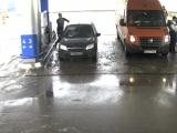 вот так у нас воруют машины а потом ещё и бензин