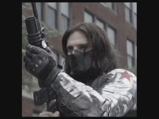 Bucky Barnes x Winter Soldier