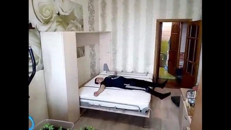 Мебель-трансформер (Нижневартовск). Шкаф кровать от Nova-Мебель