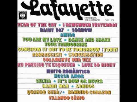 Lafayette Apresenta os sucessos vol 20 1977