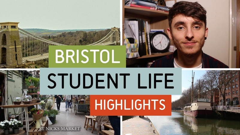 Bristol Student Life Unite Students