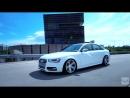 Audi S4 on 20 Vossen CV3 Concave Wheels Rims