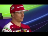 Kimi Raikkonens Funniest Moments at Ferrari