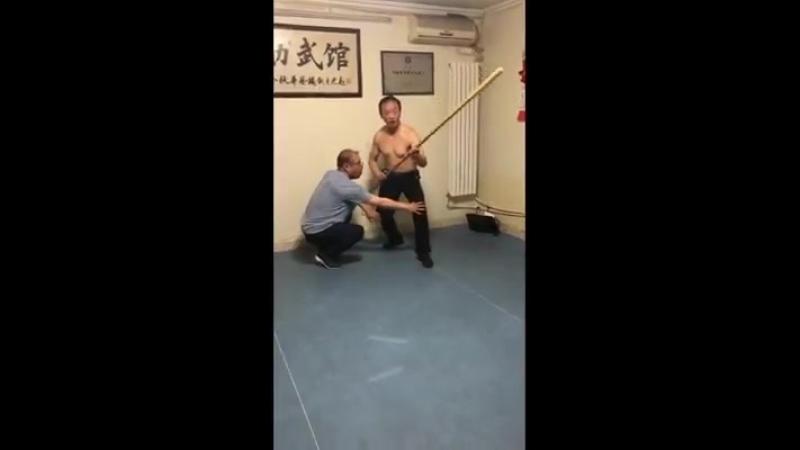 Yao Chengguang: Yiquan-practice.