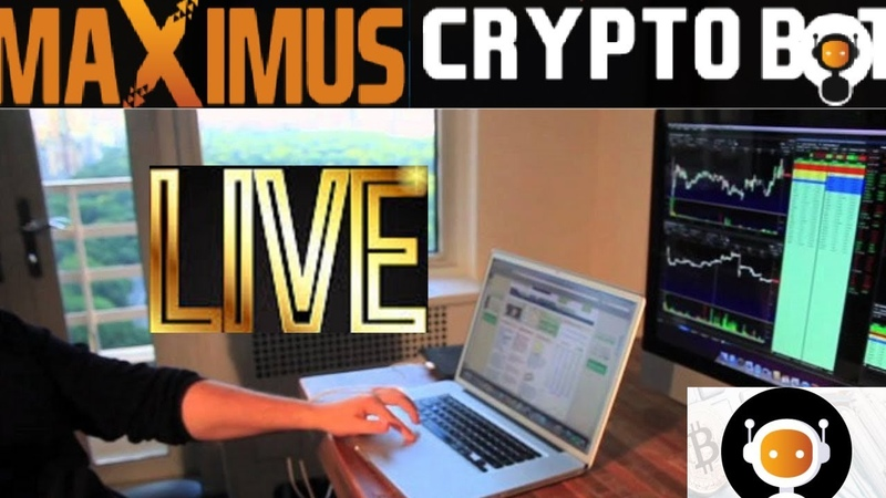 Maximus Cryptobot February Trading Update! Back In Full Force!! Live Trading