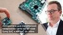Компактный и производительный аппаратный акселератор для Zynq Xilinx. Русские субтитры.