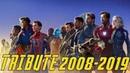 Avengers Endgame MCU Tribute 2008 — 2019