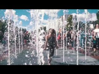 Открытие фонтана в сквере Фридриха Энгельса