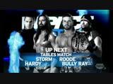 TNA Impact Wrestling! 26.01.2012 - Jeff Hardy &amp James Storm vs Bobby Roode &amp Bully Ray