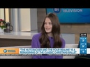 Breakfast Television Interview / The Nutcracker and the Four Realms — Mackenzie Foy — 2018