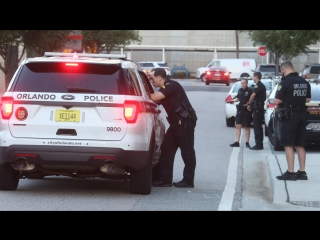 В Орландо мужчина взял в заложники 4 детей