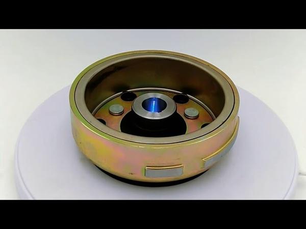CF500 Flywheel Rotor
