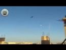 прилет ракеты 8К14 комплекса Эльбрус по бармалеям с Сирии 27 04 2014